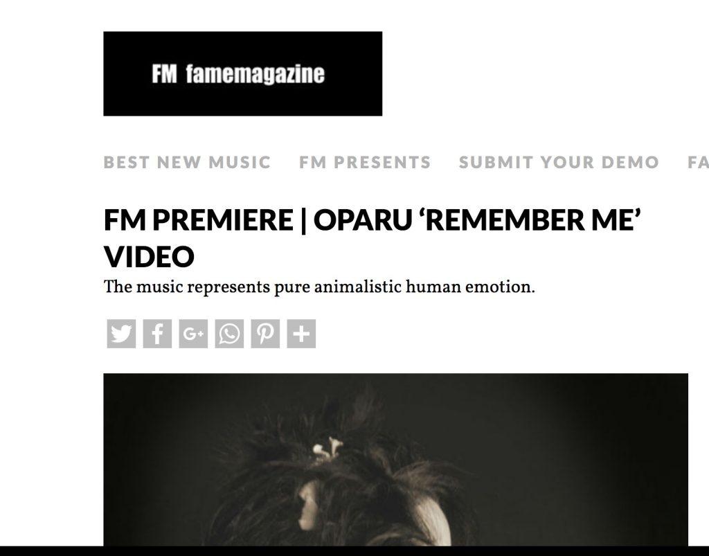 Oparu-FM Magazine