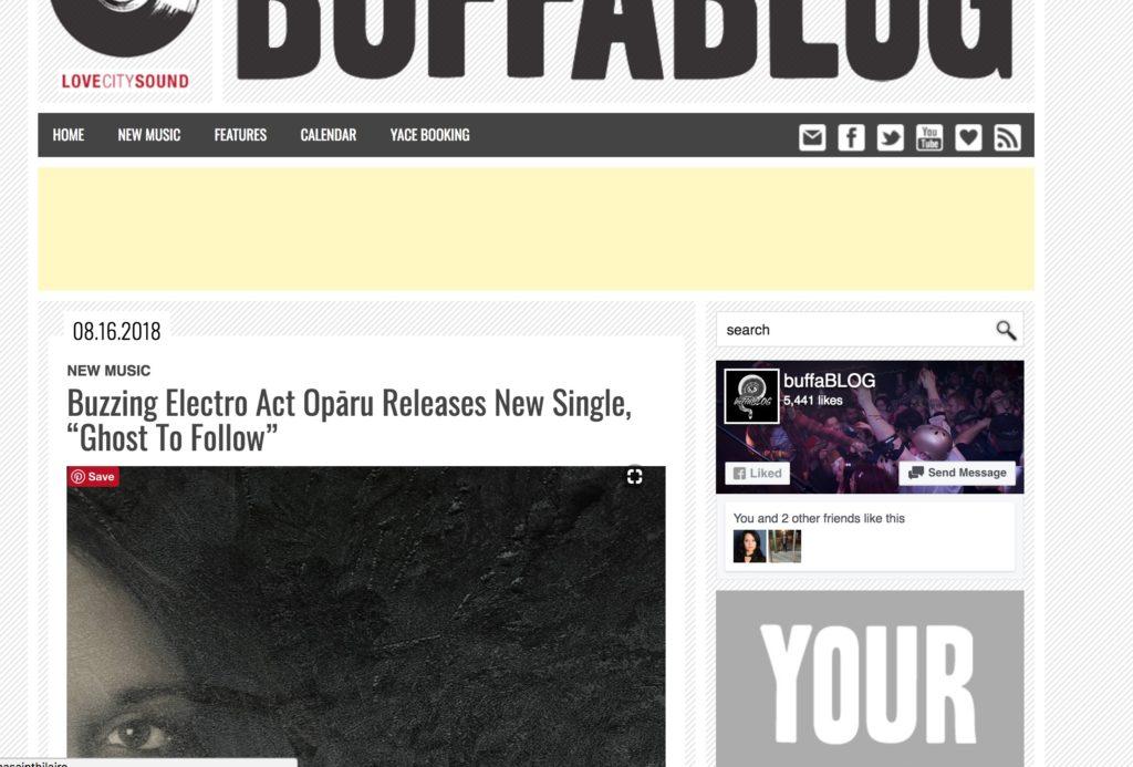 buffablog Opāru premiere